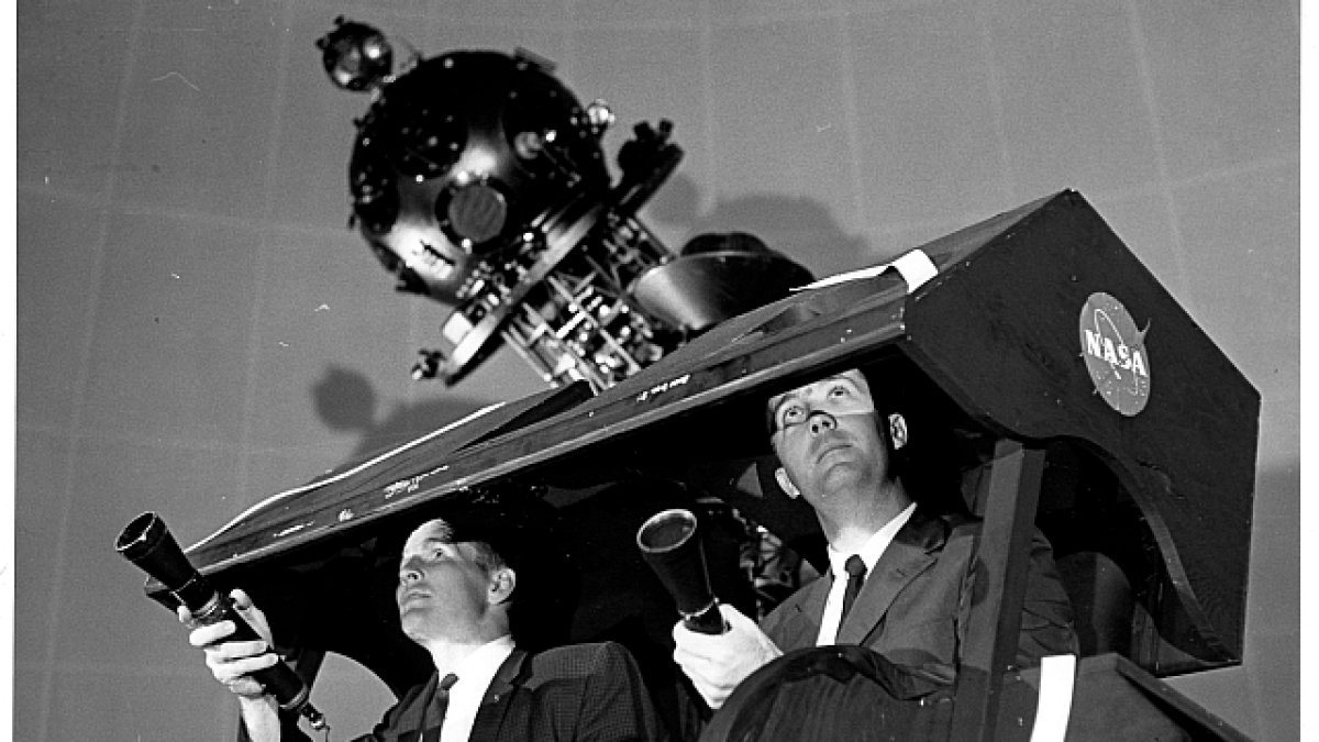 Early space journeys began at Morehead Planetarium - The
