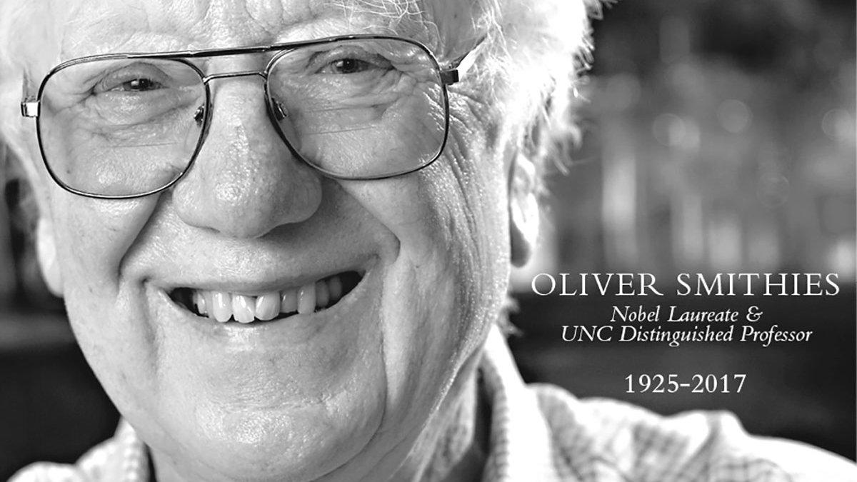 Oliver Smithies.