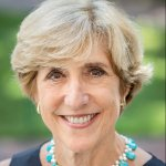 Susan King, the dean of the UNC School of Media and Journalism,