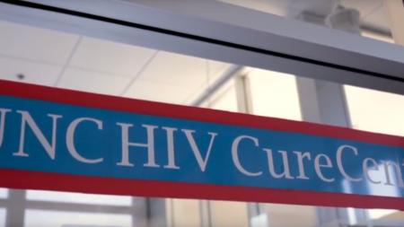 Cure Center Door