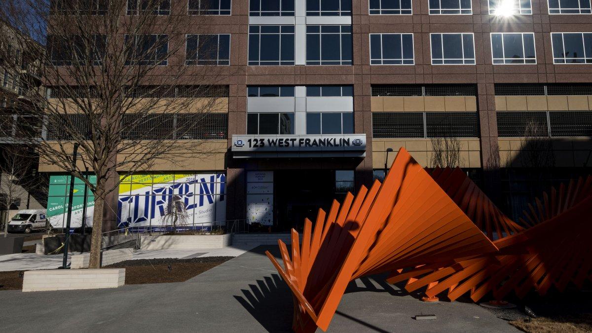 Carolina Performing Arts new art space, CURRENT.