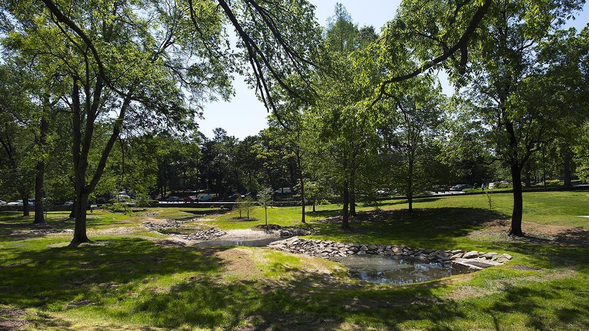 The Battle Grove Restoration Project.