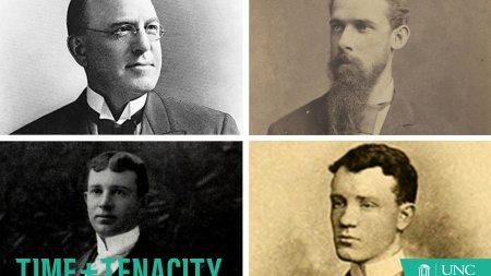 Photos of four men.