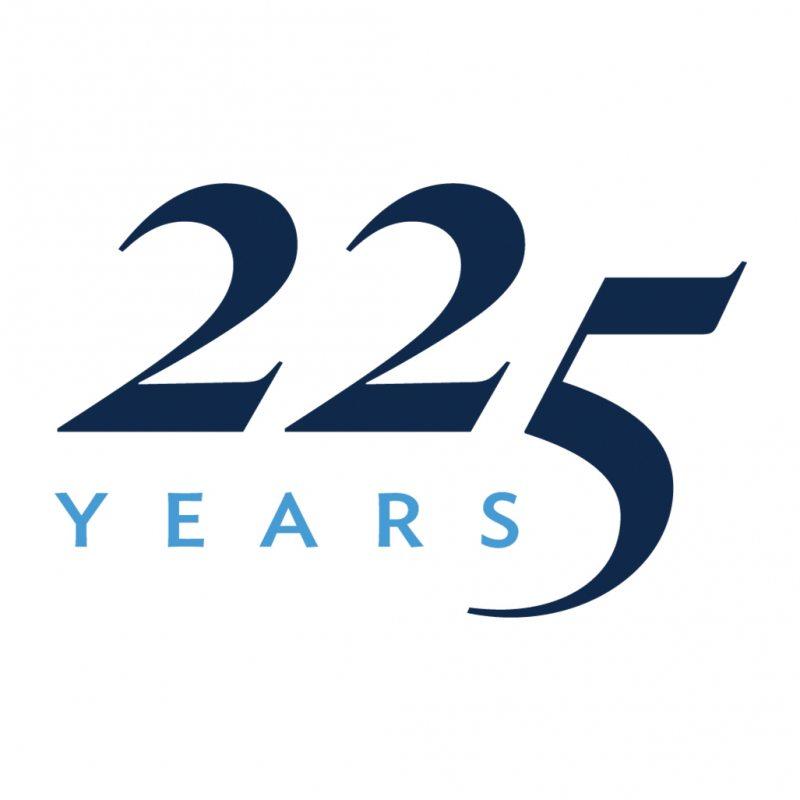 225 Years.