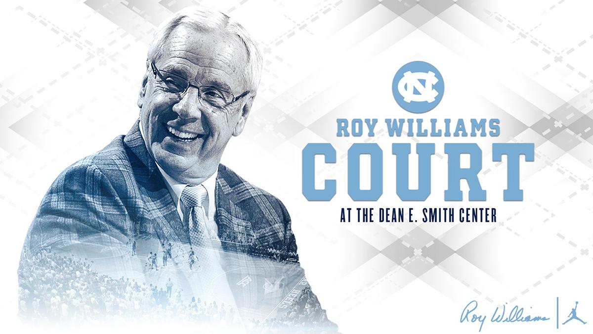 Photo of Roy Williams.