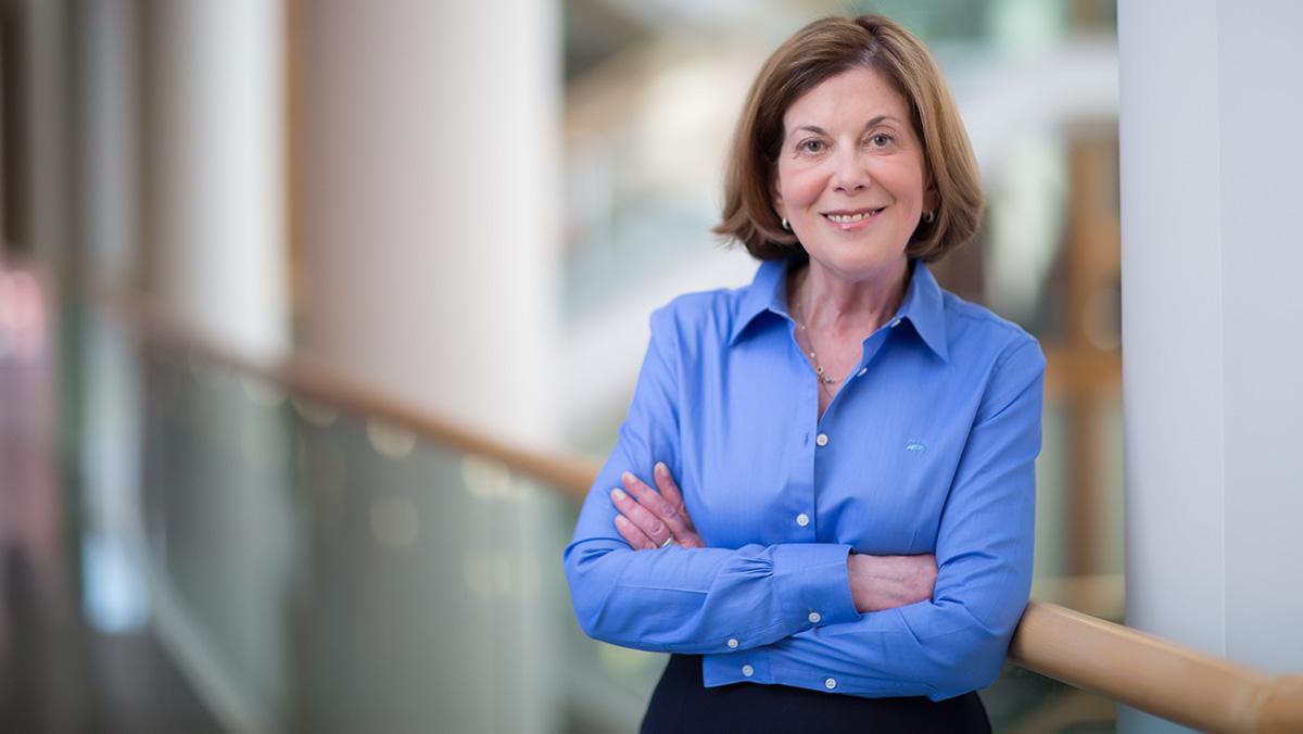 Barbara K. Rimer, dean of the school.