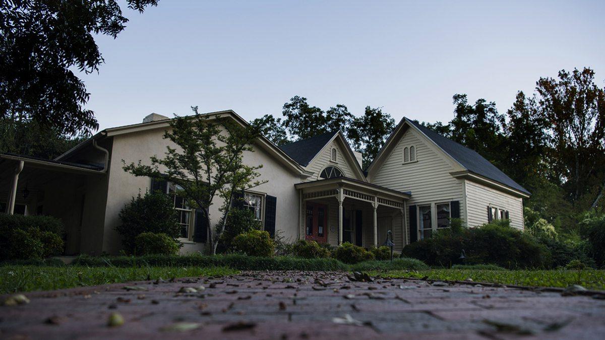 Horace Williams House