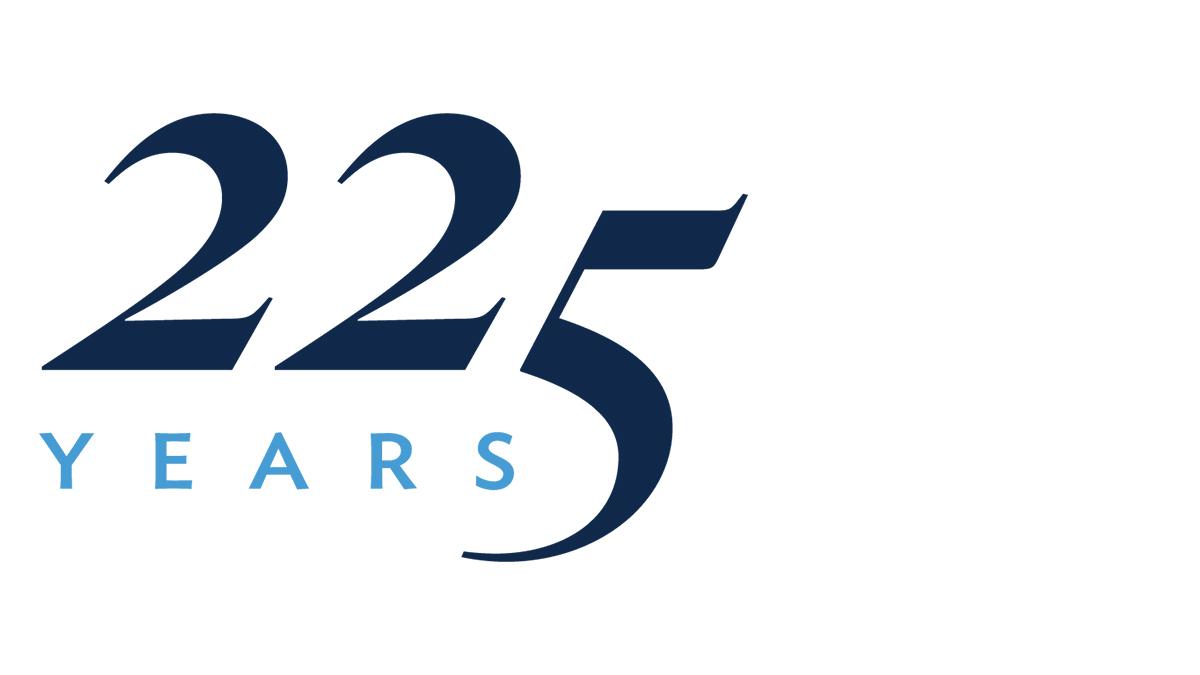 225 years