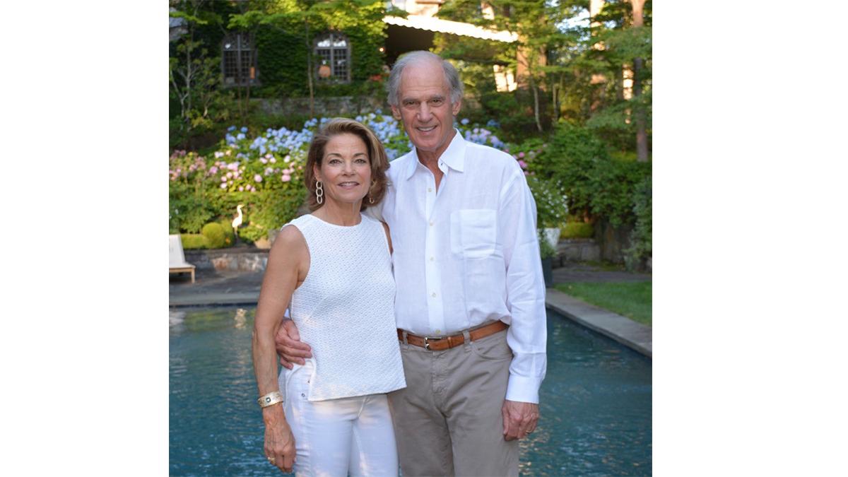 Bill and Anne Harrison