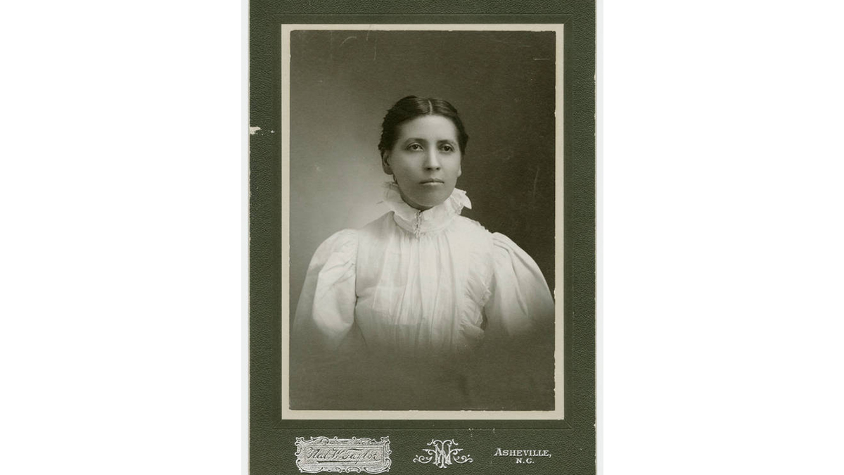 Sallie Walker Stockard portrait