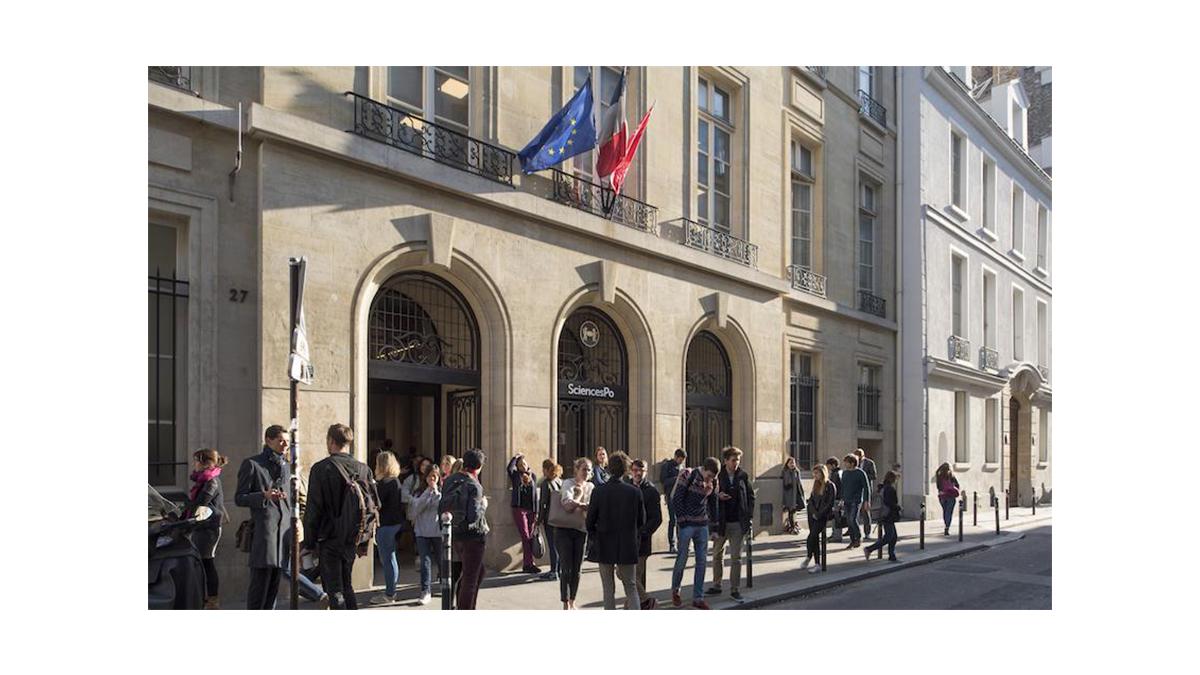 Sciences Po campus, Paris
