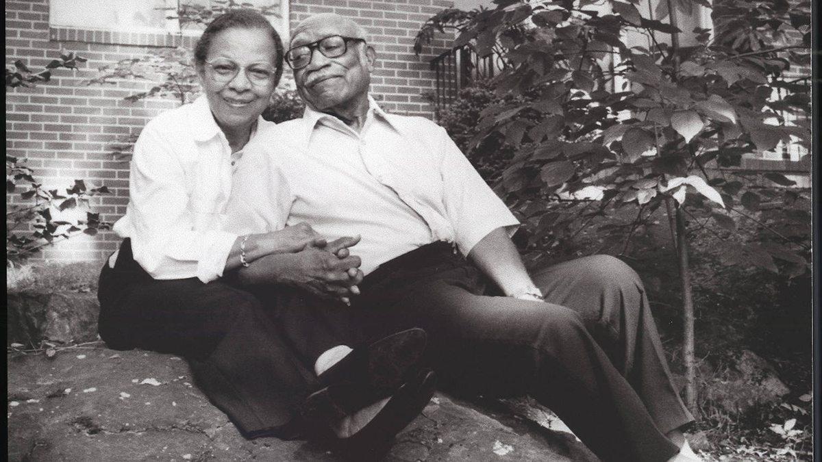 Roberta and Blayden Jackson