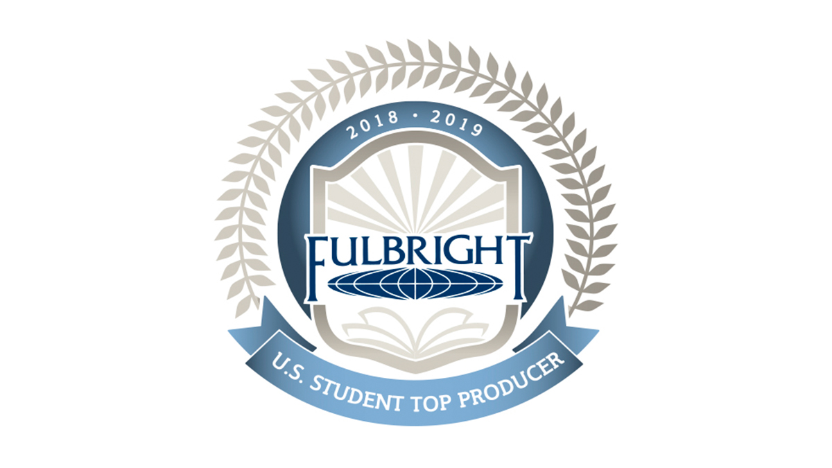 Fulbright U.S. Student Top Producer