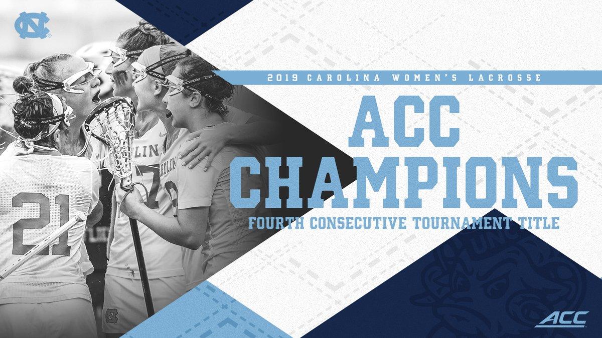 Women's Lacrosse ACC Championship graphic