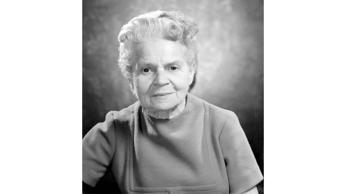 Anna Forbes Liddell