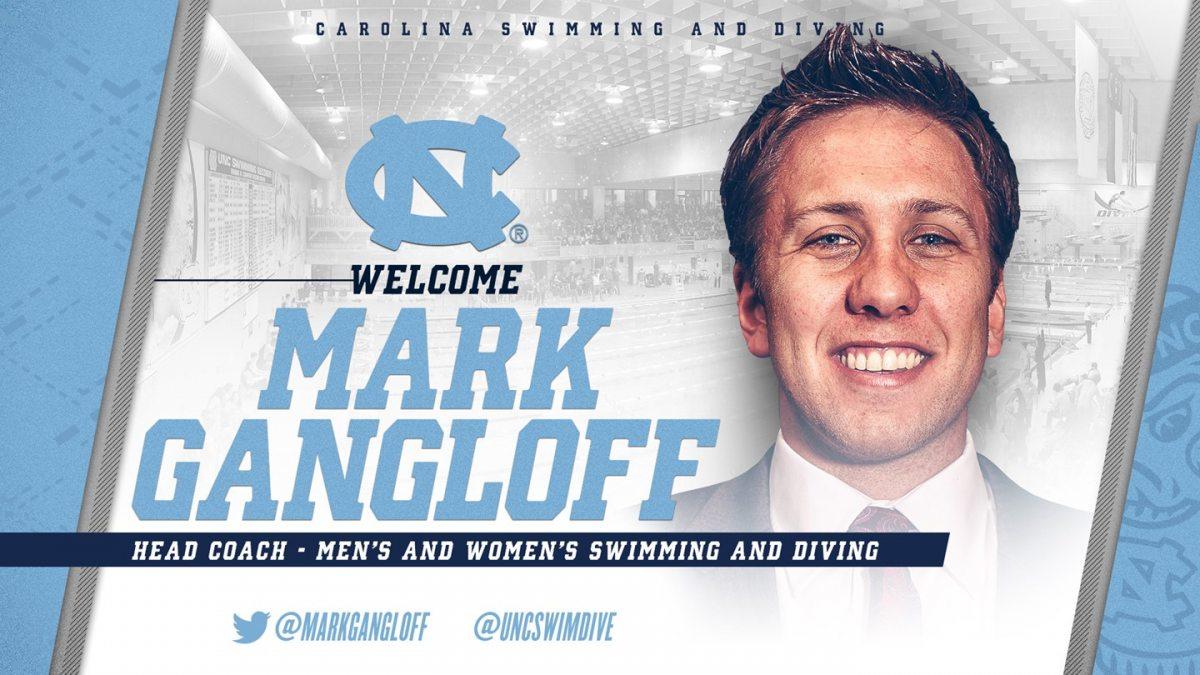 Welcome Mark Gangloff