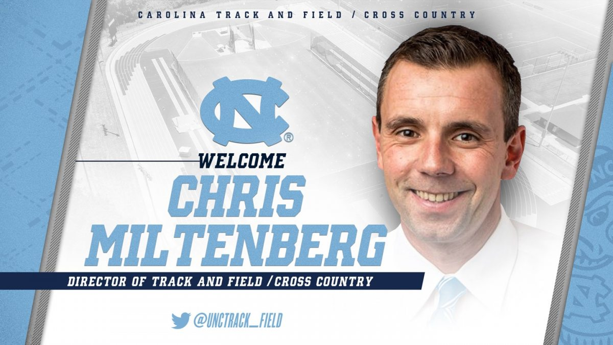Welcome Chris Miltenberg