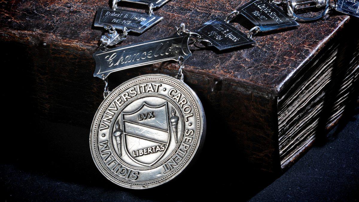 The Chancellor's Medallion