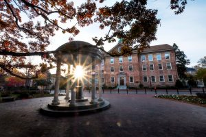 University of North Carolina at Chapel Hill Old Well