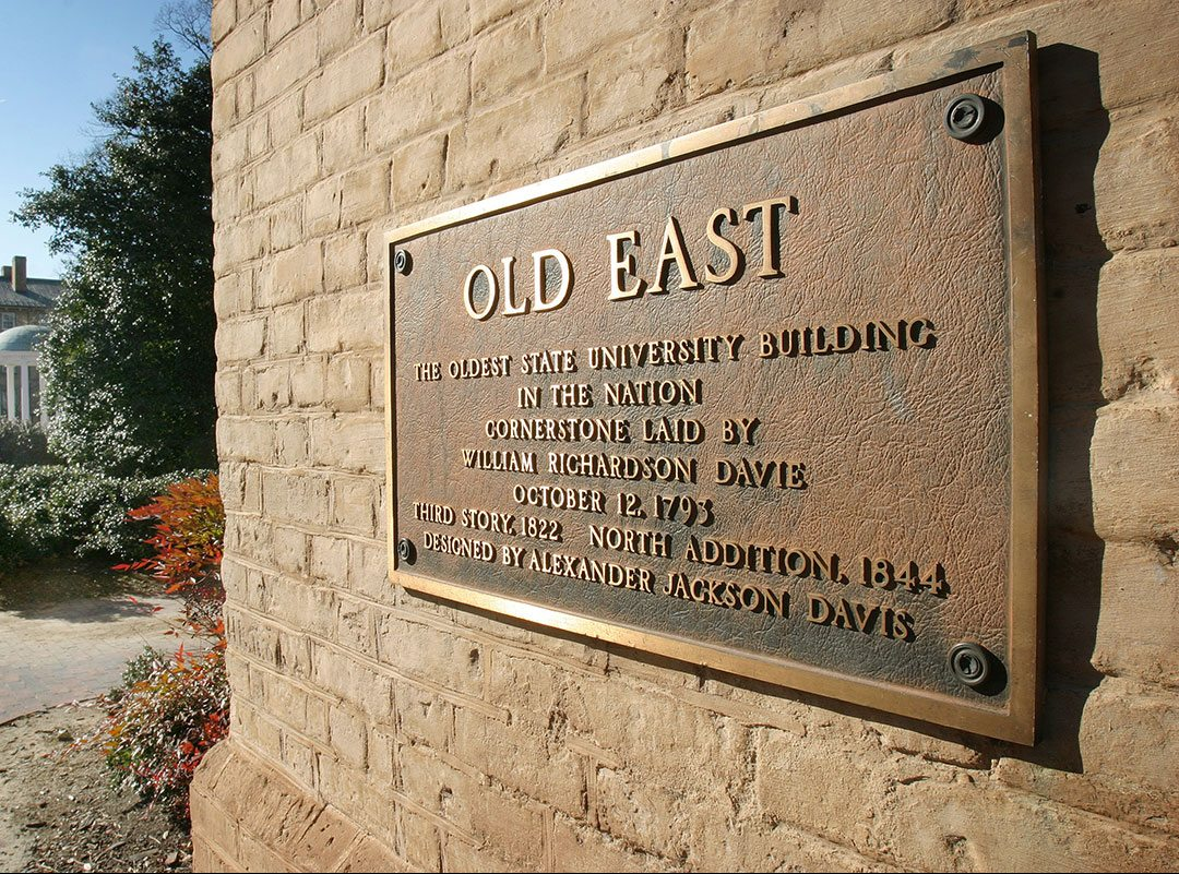 Old East sign