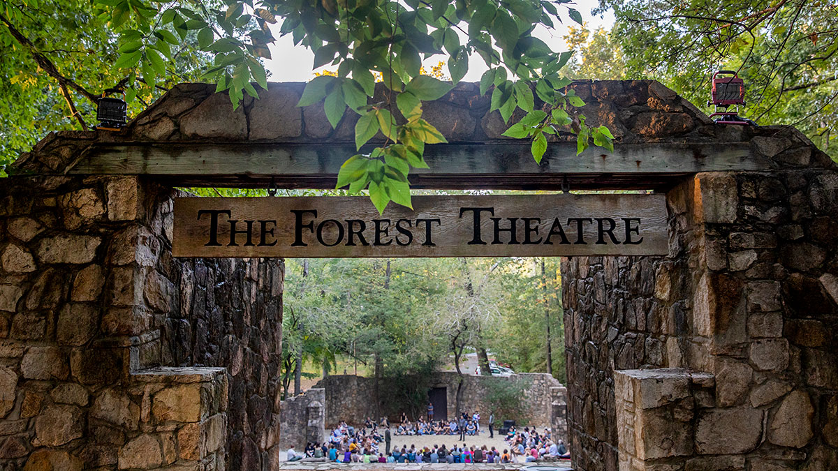 Forest Theatre.