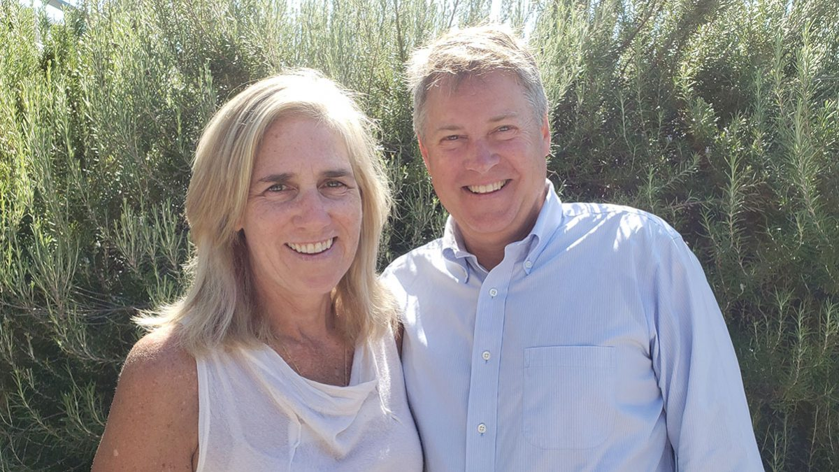 Sue and Charles Plambeck
