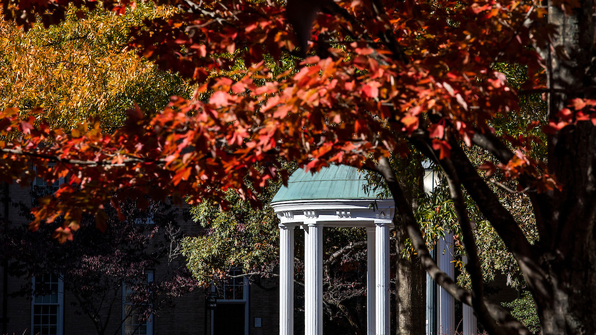 The Old Well in the fall.