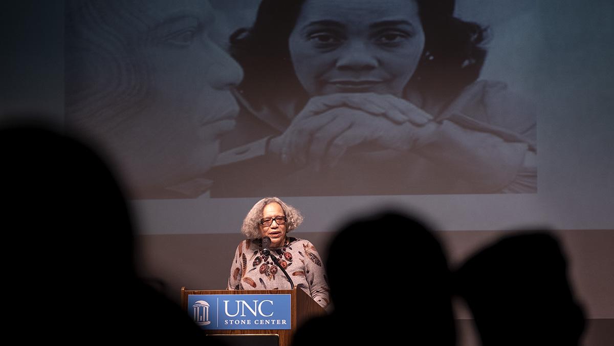 Carolina celebrates a civil rights leader at annual lecture | UNC-Chapel Hill
