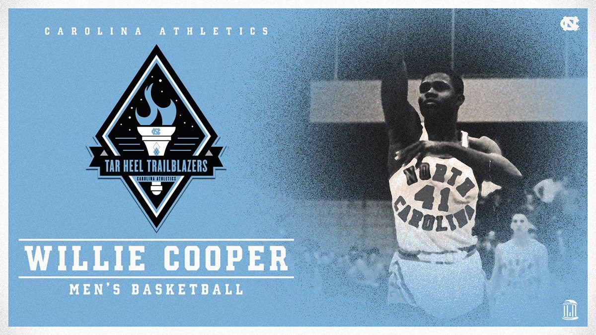 Willie Cooper, men's basketball trailblazer.