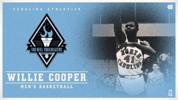 Willie Cooper, men's basketball trailblazer.