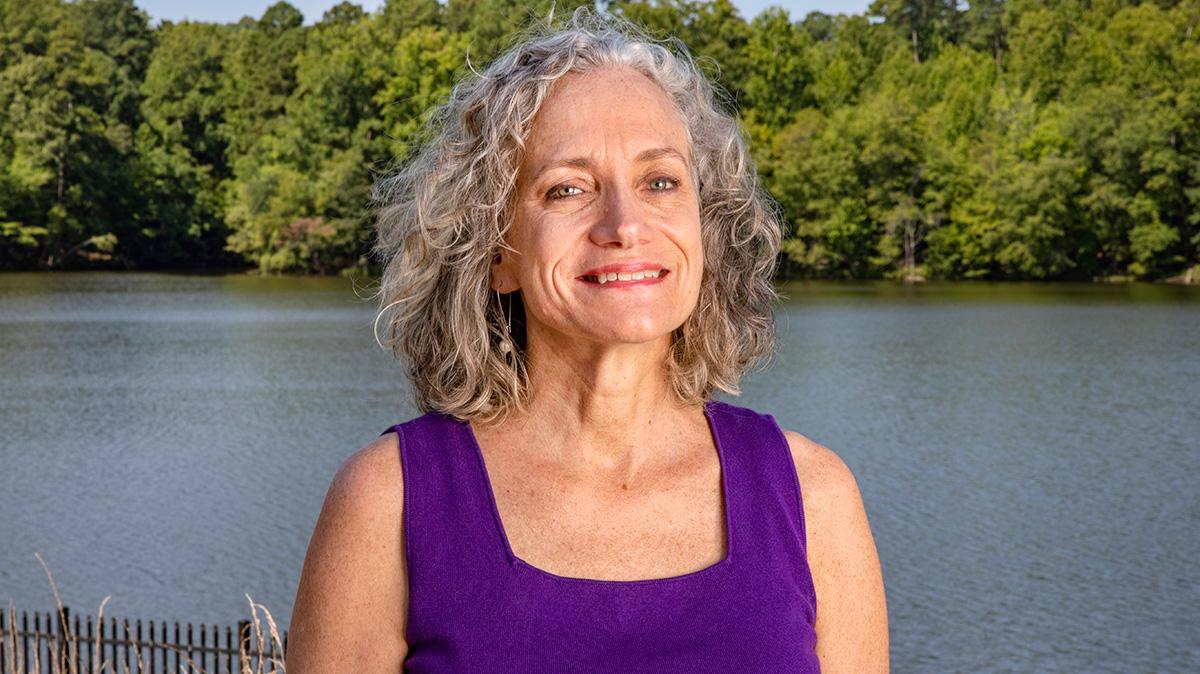 Karen Bluth.