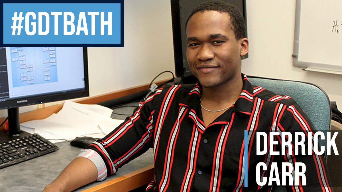 #GDTBATH: Derrick Carr