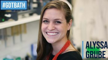 #GDTBATH: Alyssa Grube