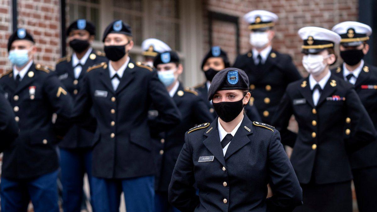 Carolina commemorates Veterans Day at annual ceremony ...