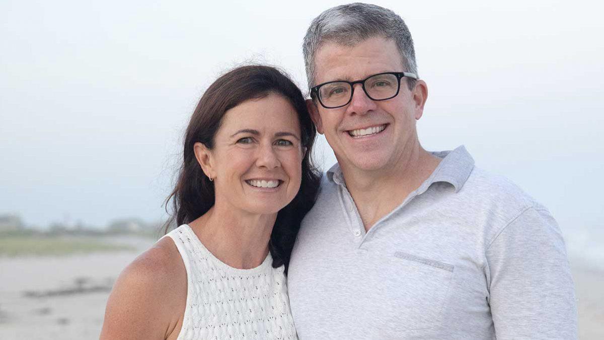 Vicki and David Craver.