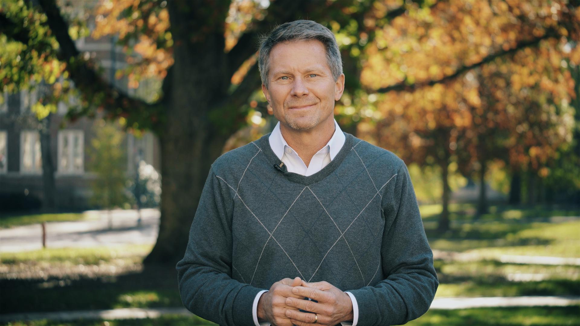 Chancellor Kevin Guskiewicz