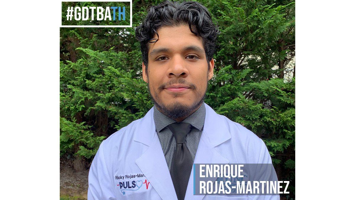 #GDTBATH: Enrique Rojas-Martinez