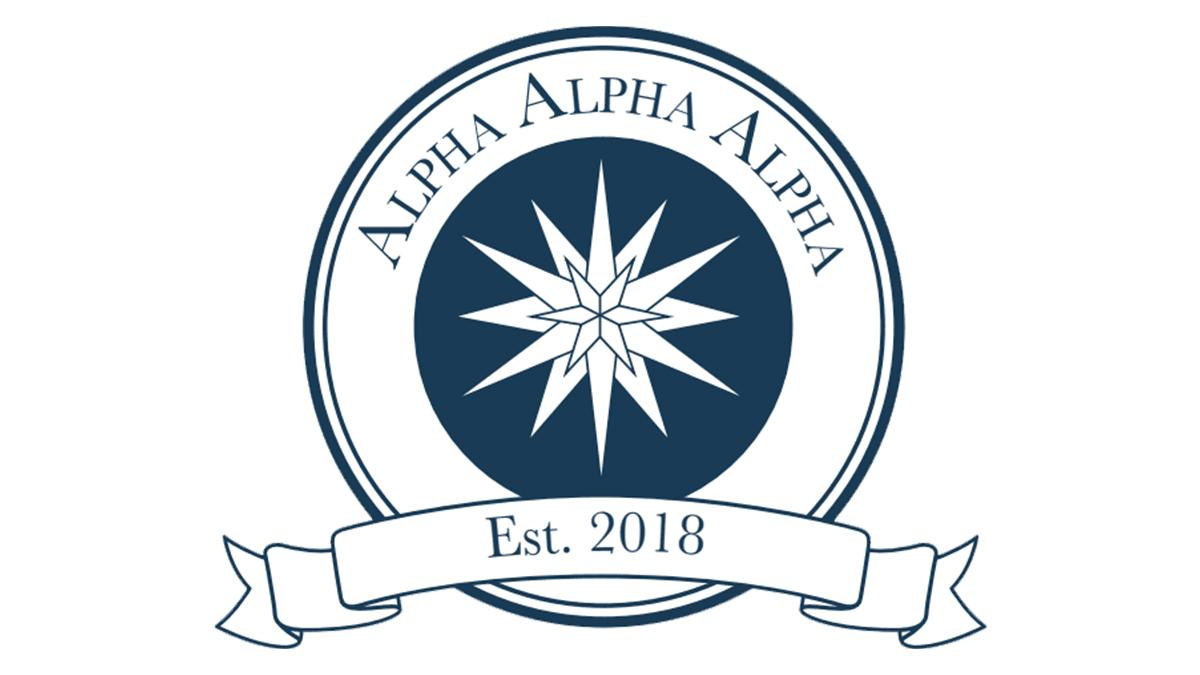 Alpha Alpha Alpha established in 2018