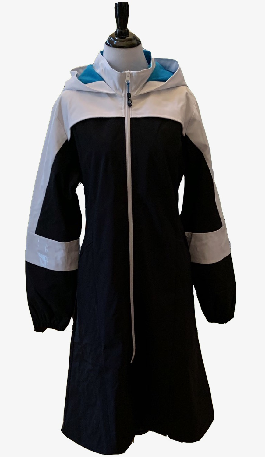 A display of the Wotter Parka