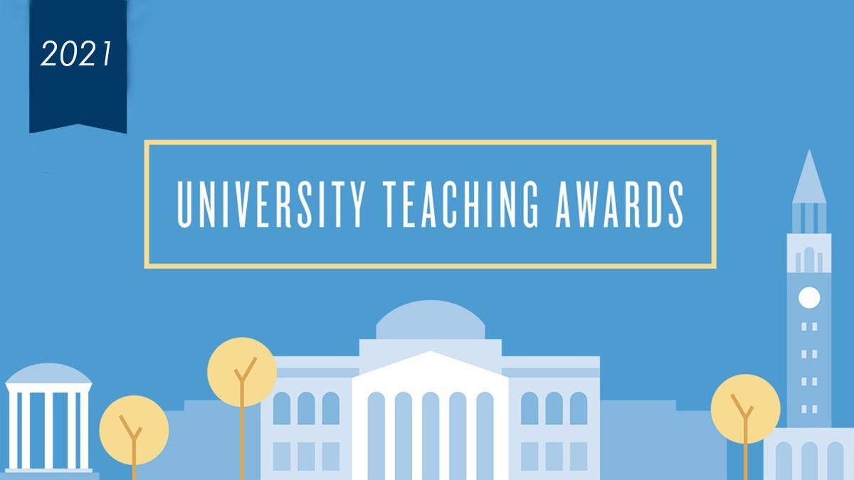 2012 University Teaching Awards
