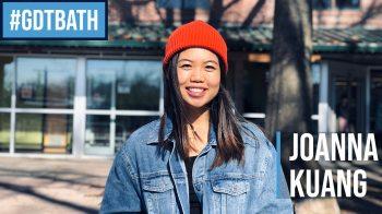 #GDTBATH: Joanna Kuang