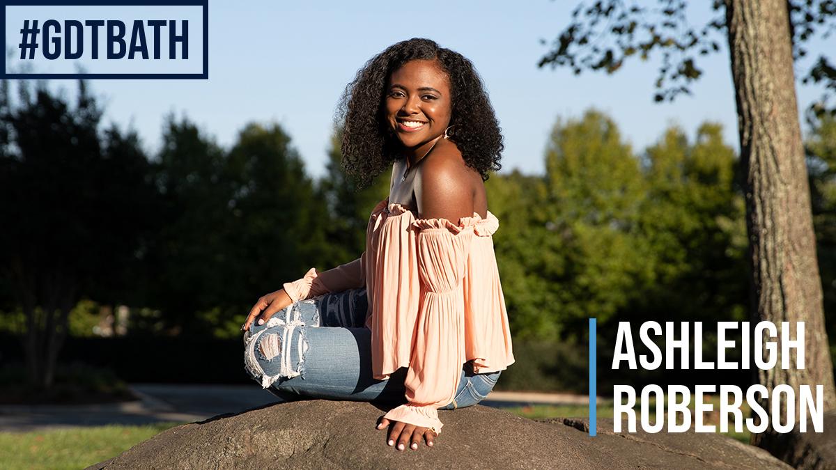 #GDTBATH: Ashleigh Roberson