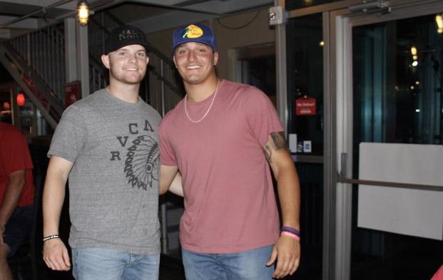 Matt Gorman and Joey Lancellotti