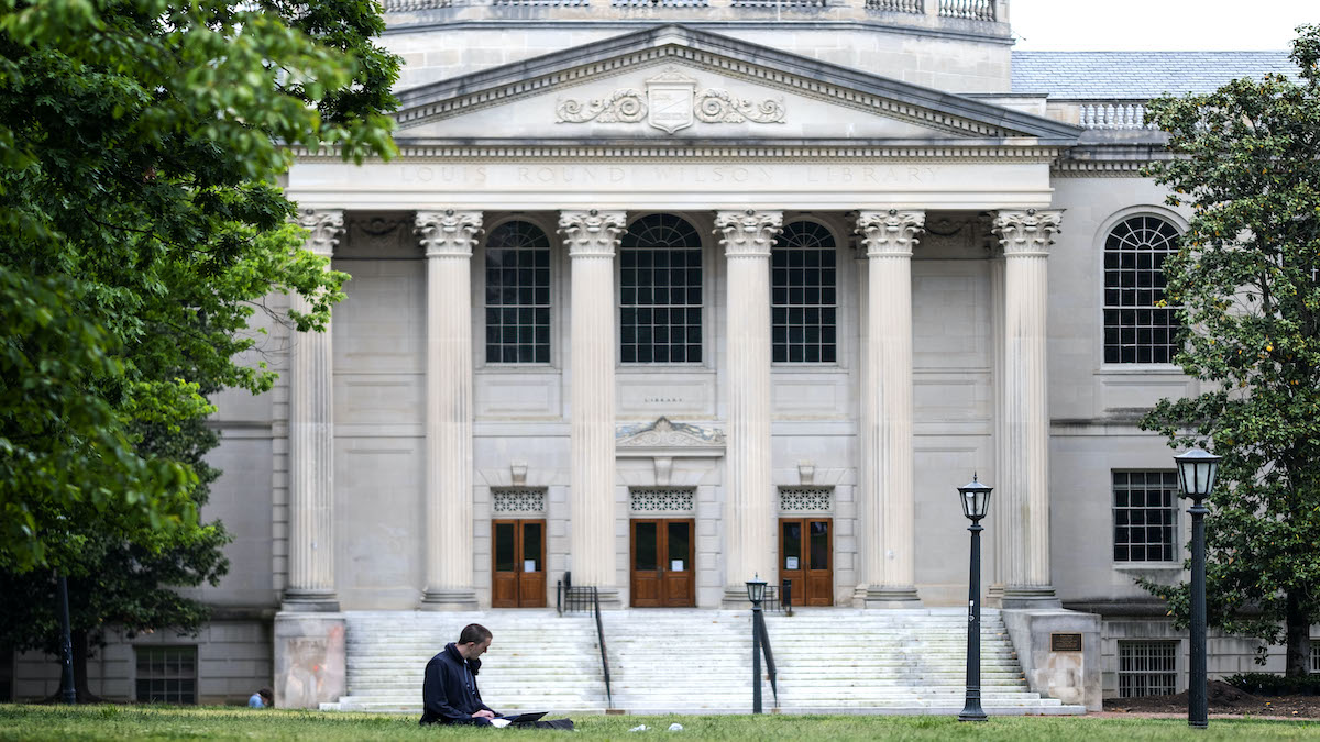 UNC ranked in top 5 of The Princeton Review's Best Value Colleges