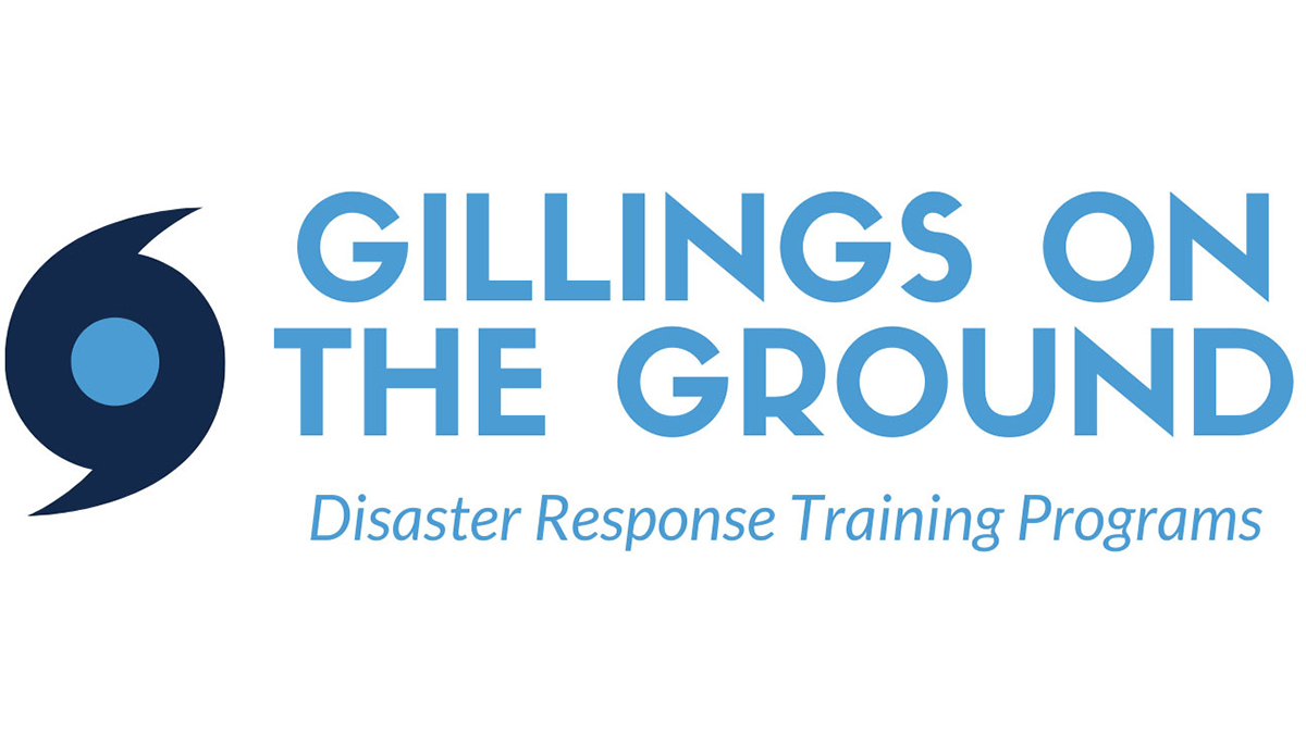 Gillings on the Ground: Disaster Response Training.