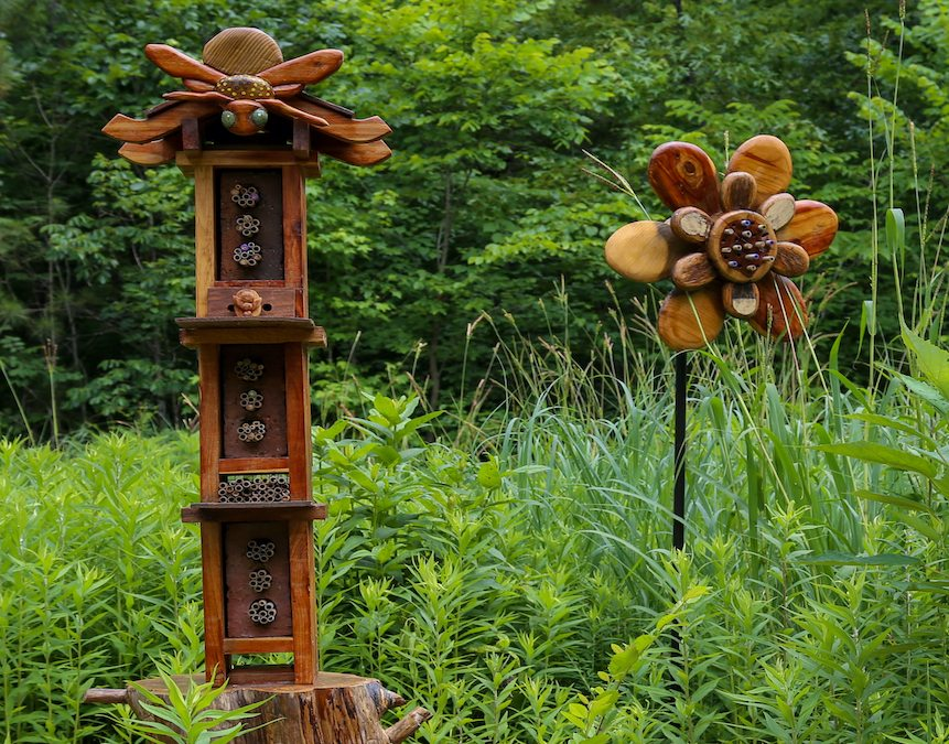 The Big Bumble at North Carolina Botanical Garden.