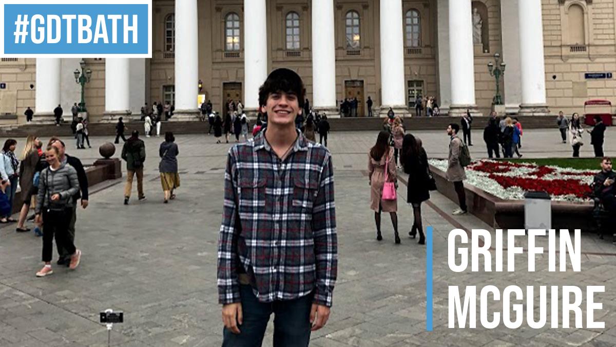#GDTBATH: Griffin McGuire