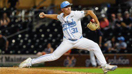 Joey Lancelloti pitching.