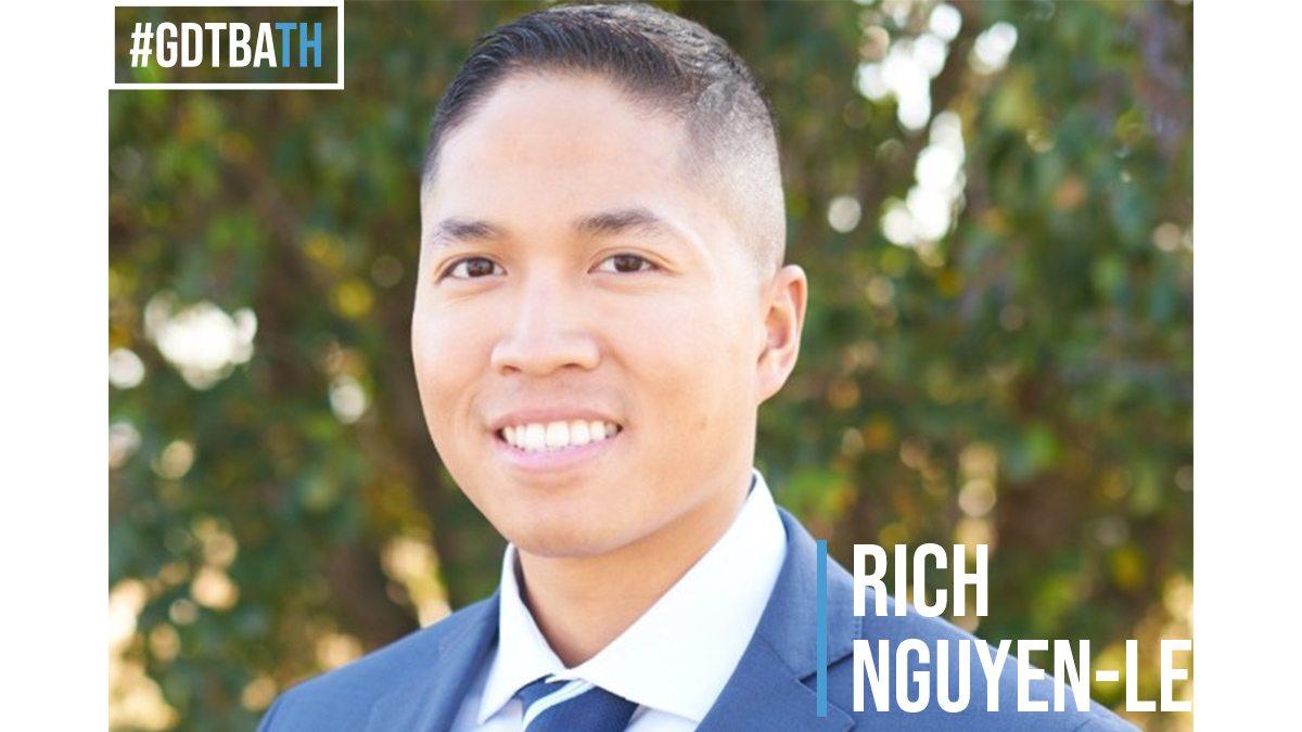 #GDTBATH: Rich Nguyen-Le