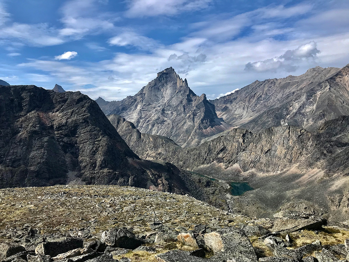 The Arrigetch Peaks.